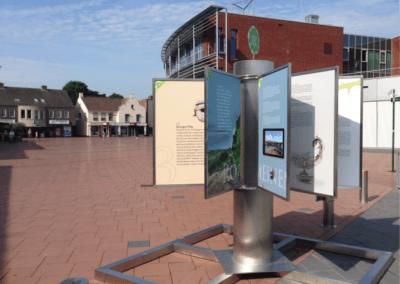 Infobord Gemeente Boxmeer
