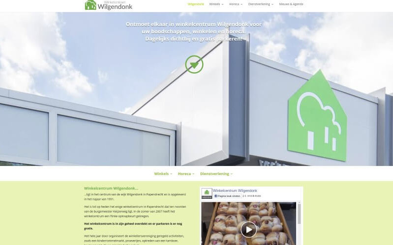 CornReclame websites en meer